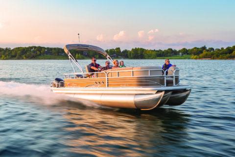 2020 Sun Tracker Sportfish 22 Xp3